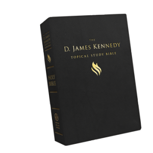 The D. James Kennedy Topical Study Bible